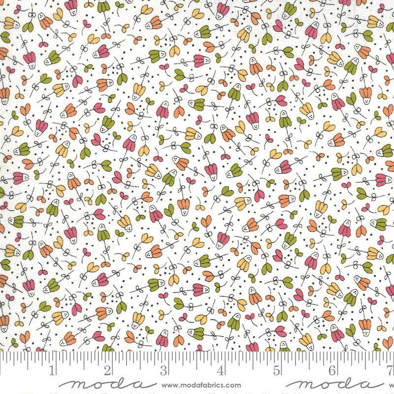 Spring Chicken - Floral - Multi 55522 11