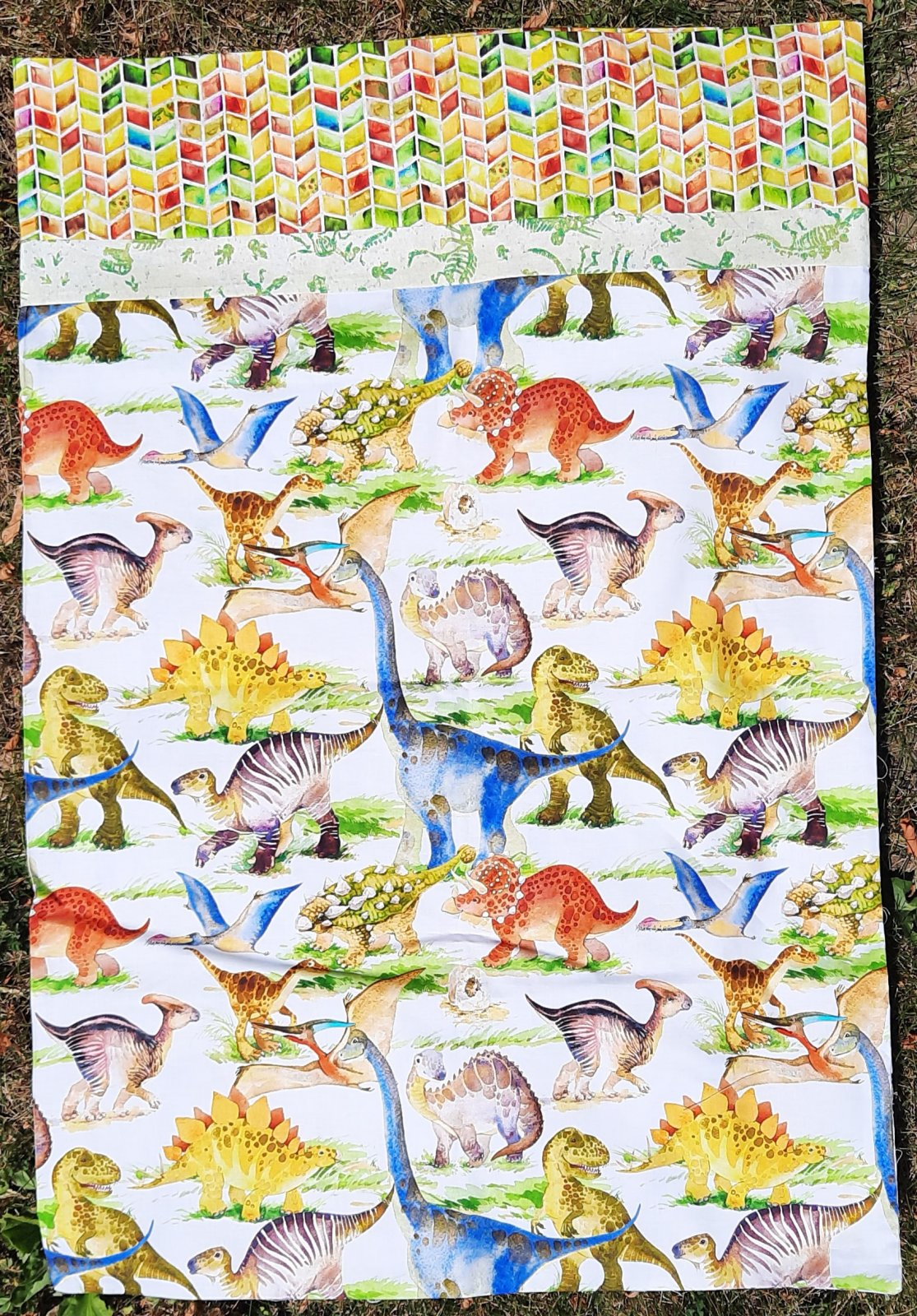 Pillowcase Kit - Dino