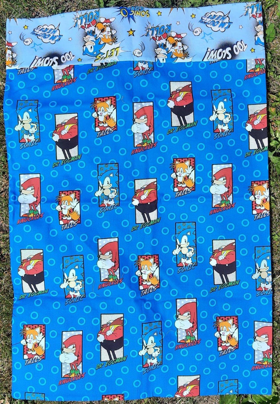 Pillowcase Kit - Sonic