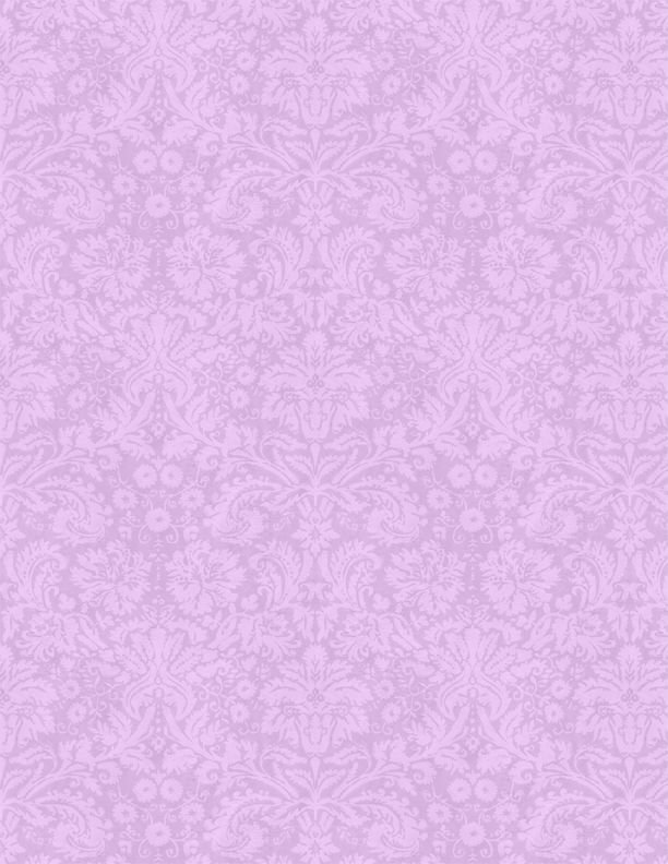 Flower Study Damask Purple 96461 660