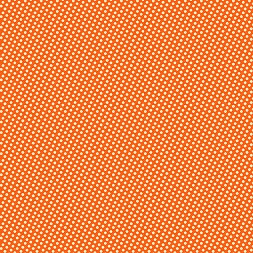 Wild & Free Mini Dots Orange 9568 34