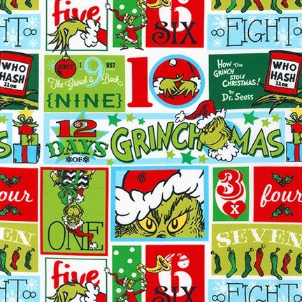 How the Grinch Stole Christmas - Overall - Holiday 20275-223