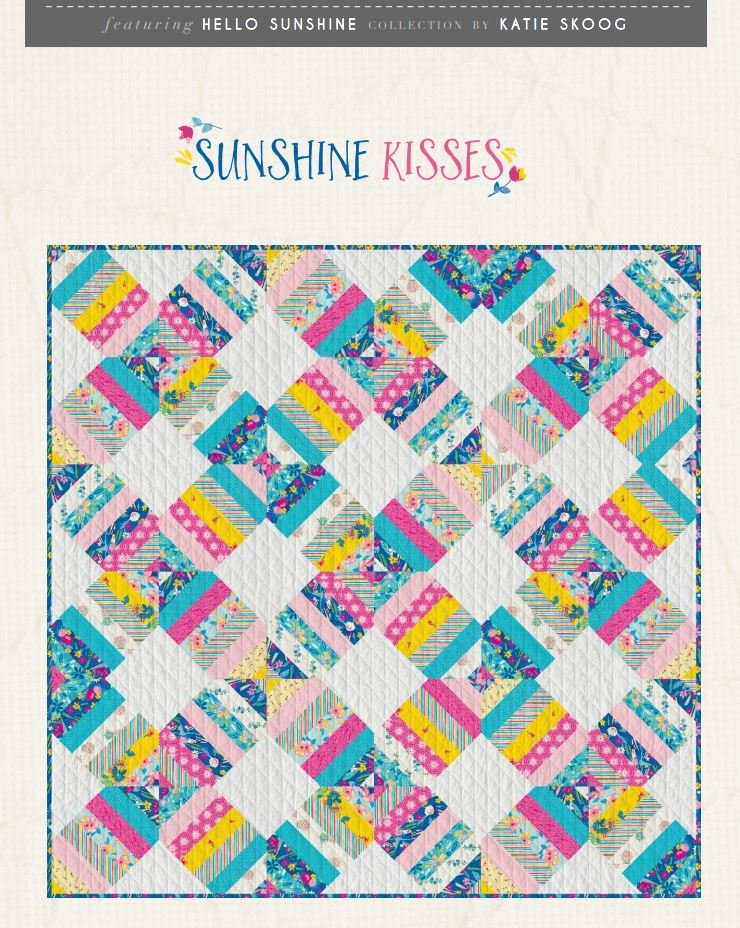 Free Pattern - Sunshine Kisses - by AGF