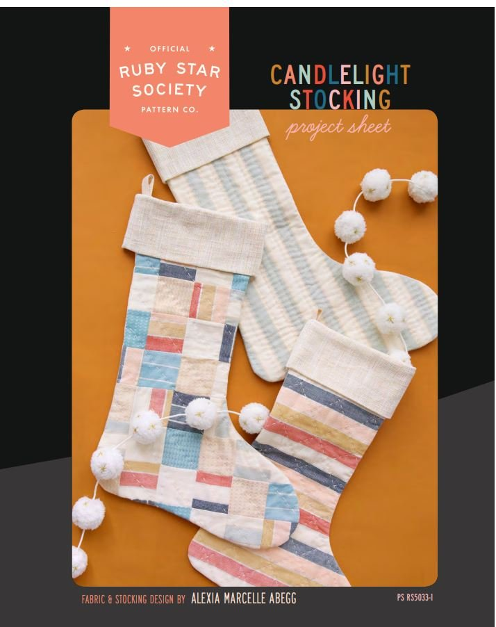 Free Pattern - Candlelight Stocking