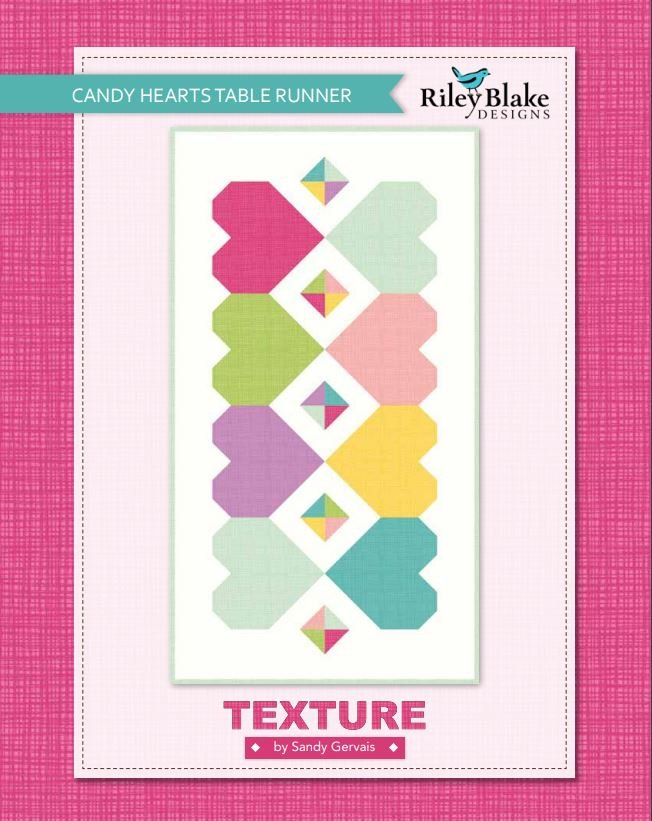 Candy Hearts - Free Pattern - Riley Blake