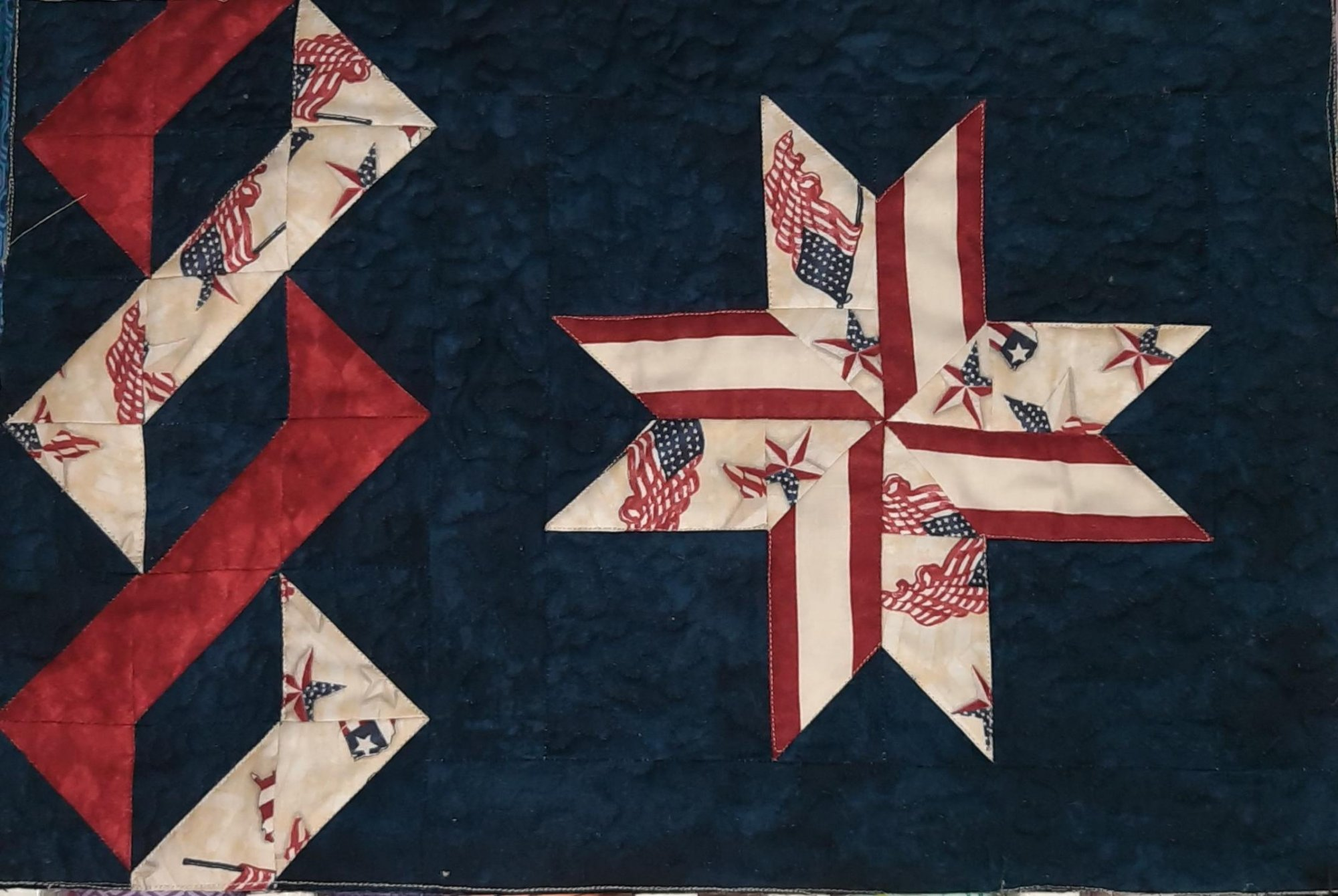 Freedom Star Placemats Kit