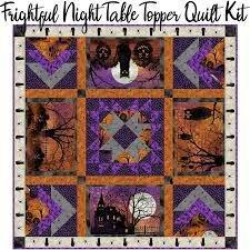 Free Pattern - Homemade Happiness Pattern for Frightful Night Fabric