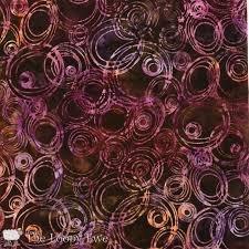 rk Scribbles 15515-103 claret