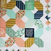 Alivia Quilt Pattern - Digital Download