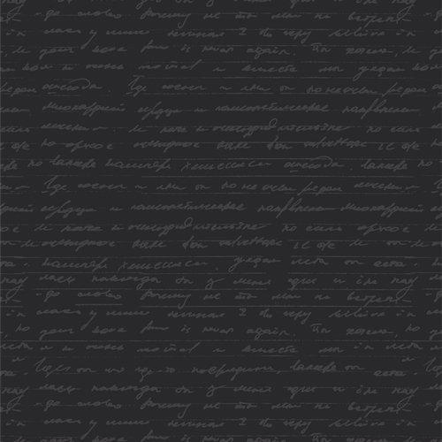 Duality Fusion - Lyricist's Diary - Black 2503
