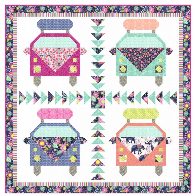 Free Pattern - Girls Trip