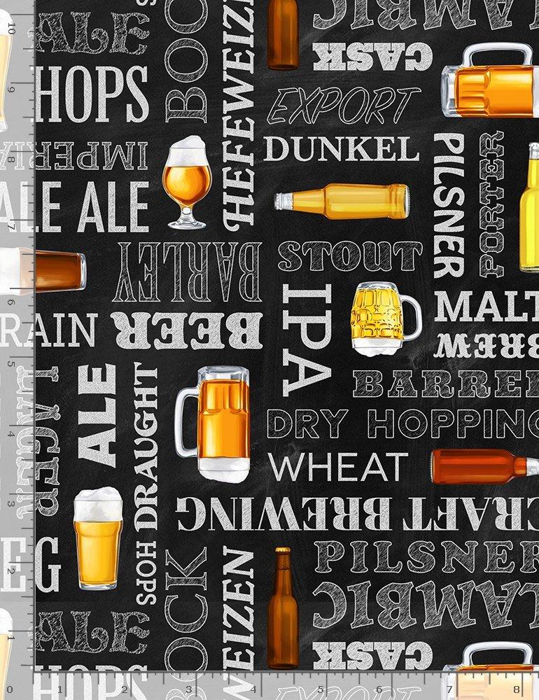 Grab Me a Beer - Words - Black 8953