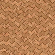 PRO Lite Natural Chevron Cork Fabric
