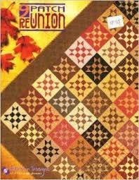 9 Patch Reunion Softcover