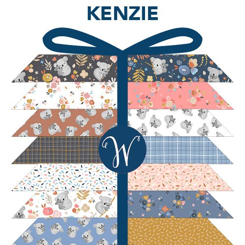 Kenzie Fat Quarter 16ct