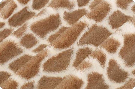 Cuddle Luxe Giraffa Brown