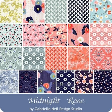 Midnight Rose 2.5 Strips 40 ct
