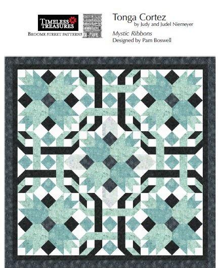 Free Pattern - Mystic Ribbon