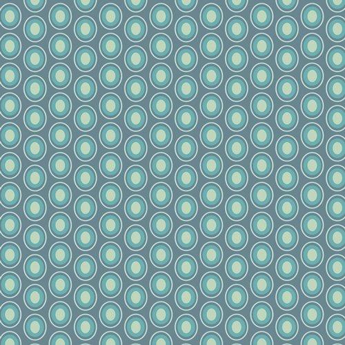 Oval Elements Vintage Blue OE 925