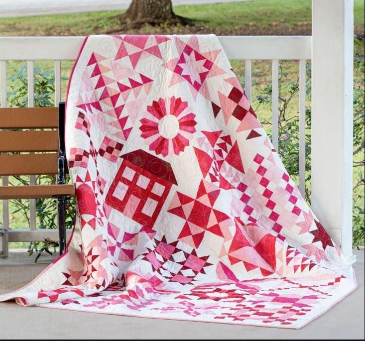 Stitch Pink Kit