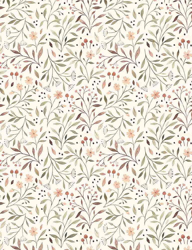 Little Fawn and Friends - Flora - 1910  Cream