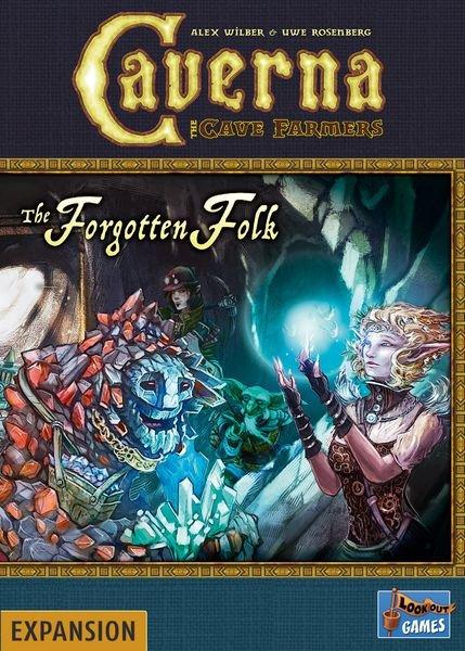 Caverna Forgotten Folk