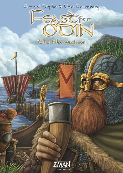 A Feast for Odin Norwegians Exp