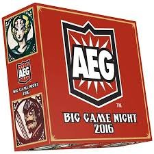 AEG Big Game Night 2016