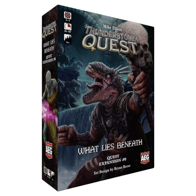 Thunderstone Quest What Lies Beneath (Quest 6)