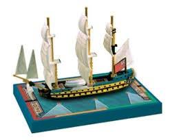Sails of Glory HMS Prothee 1780/HMS Argonaut 1782