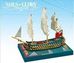Sails of Glory HMS Bahama 1805/HMS San Juan 1805