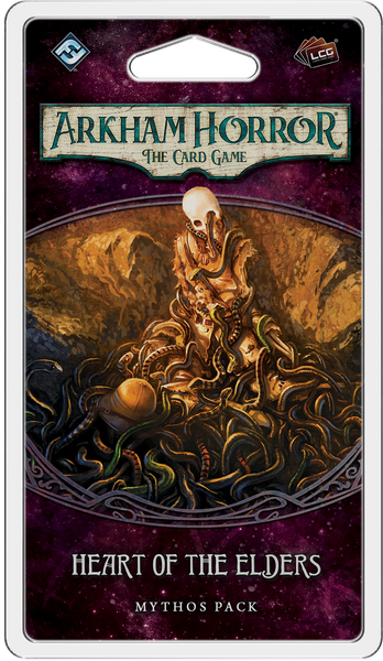 Arkham Horror LCG Heart of the Elders