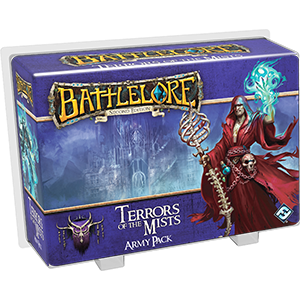 BattleLore 2nd Edition Terrors of the Mists