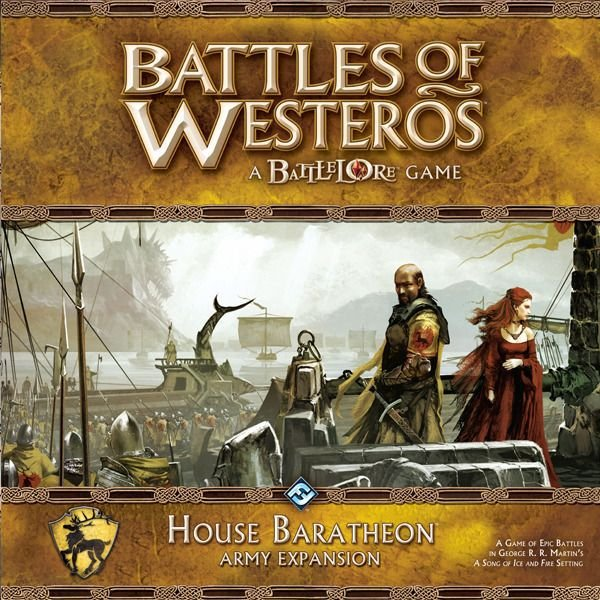 Battles of Westeros House Baratheon Army Expansion