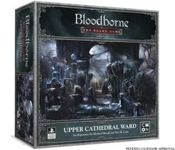 Bloodborne: The Board Game Upper Cathedral Ward