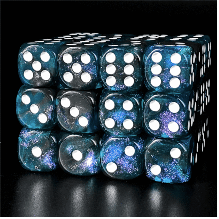Galactic Glitter 12D6 Set