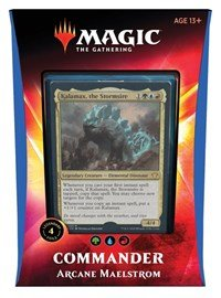 Magic the Gathering CCG Commander 2020