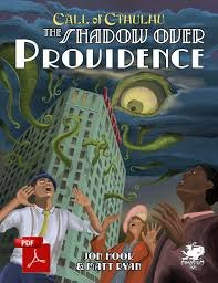 Call of Cthulhu: Shadow Over Providence