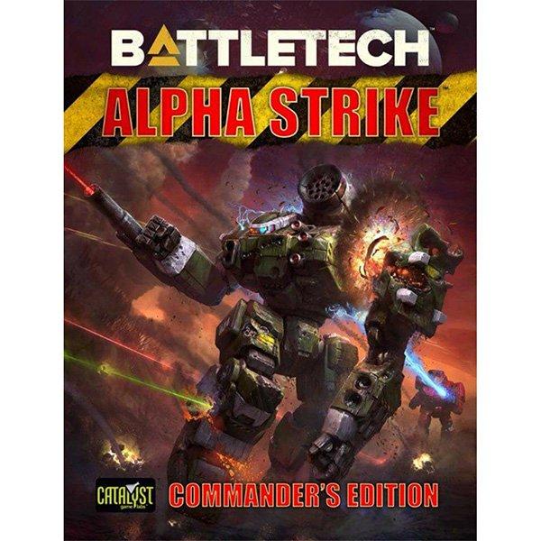 Battletech: Alpha Strike, Commander's Edition