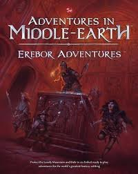 Adventures in Middle Earth Ereb
