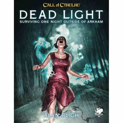 Call of Cthulhu Dead Light & Other Dark Turns