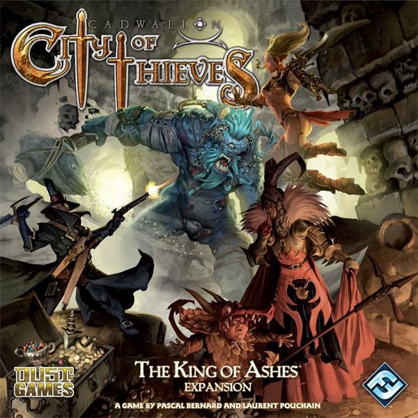 Cadwallon - City of Thieves: The Kings of Ashes
