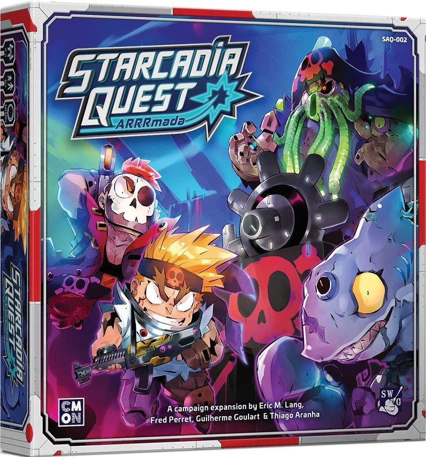 Starcadia Quest: ARRRmada Expansion