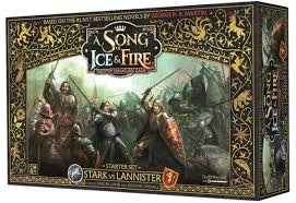A Song of Fire and Ice Starter