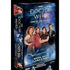 Doctor Who Time of the Daleks: Companion 1