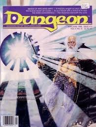 Dungeon Magazine Issue 11