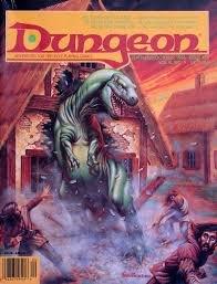 Dungeon Magazine Issue 13