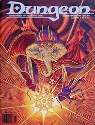 Dungeon Magazine Issue 15