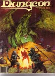 Dungeon Magazine Issue 16