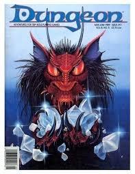 Dungeon Magazine Issue 17